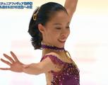 松田悠良 全日本ジュニア選手権2014