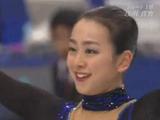浅田真央 全日本選手権2013