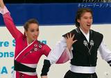 キャシー・リード&クリス・リード 全日本選手権2013