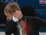 エフゲニー・プルシェンコ ソチオリンピック