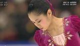 宮原知子 全日本選手権2012