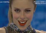 アシュリー・ワグナー ソチオリンピック