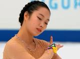 加藤利緒菜 全日本選手権2014