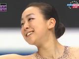 浅田真央 世界選手権2014