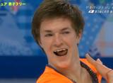 ヤコブ・ゴドロツァ  ソチオリンピック