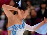 木原万莉子 全日本選手権2014