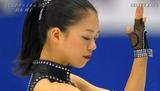 鈴木明子 全日本選手権2012