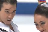 キャシー・リード&クリス・リード NHK杯2014