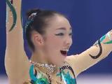 本郷理華 全日本選手権2015