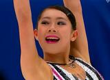 中塩美悠 全日本選手権2014