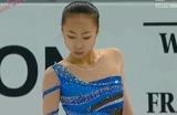 張可欣[クーシン・ザン] 世界選手権2013