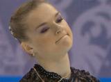 ナタリア・ポポワ  ソチオリンピック
