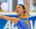 樋口新葉 全日本ジュニア選手権2014