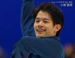 小塚崇彦 全日本選手権2015