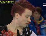 ミーシャ・ジー ソチオリンピック