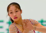 新田谷凛 全日本選手権2014