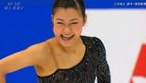 村上佳菜子 全日本選手権2012