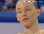 エリザヴェータ・ウコロワ ソチオリンピック