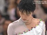 羽生結弦 全日本選手権2013