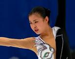 村上佳菜子 全日本選手権2014