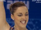 ジェナ・マッコーケル  ソチオリンピック