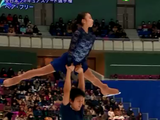 高橋成美&木原龍一 全日本選手権2014
