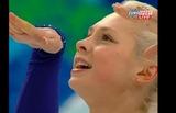 クセニヤ・マカロワ バンクーバーオリンピック