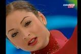 エレーネ・ゲデヴァニシヴィリ バンクーバーオリンピック