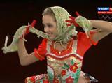 エレーナ・ラディオノワ ソチオリンピック