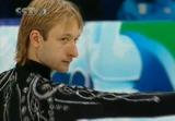 エフゲニー・プルシェンコ バンクーバーオリンピック