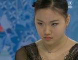 キム・ヘジン ソチオリンピック