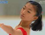 坂本花織 全日本ジュニア選手権2014