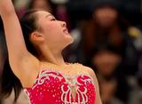 樋口新葉 全日本選手権2014