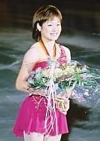 恩田美栄(2002年ボフロスト杯優勝)