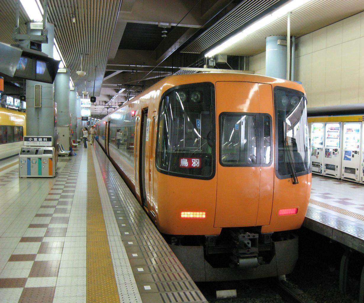 1988年からの近畿日本鉄道ダイヤ変更