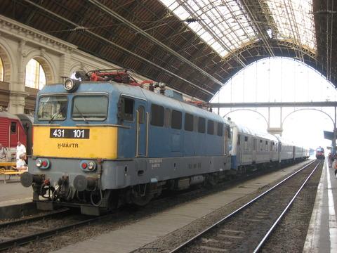 ハンガリー国鉄 : SKE48とエアバ...