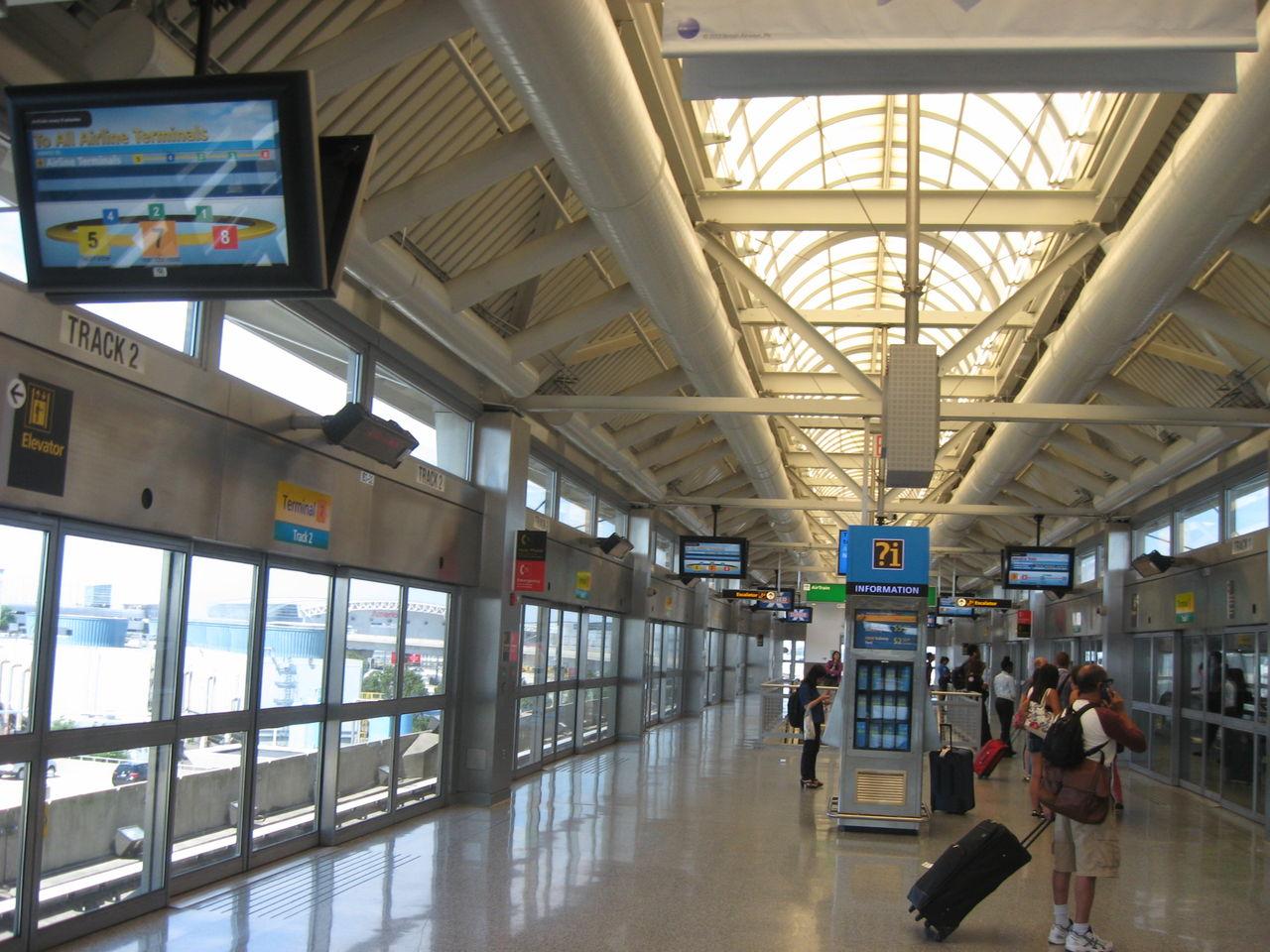 本当は私空港アクセス鉄道です~ニューヨーク・ジョン=F=ケネディ ...