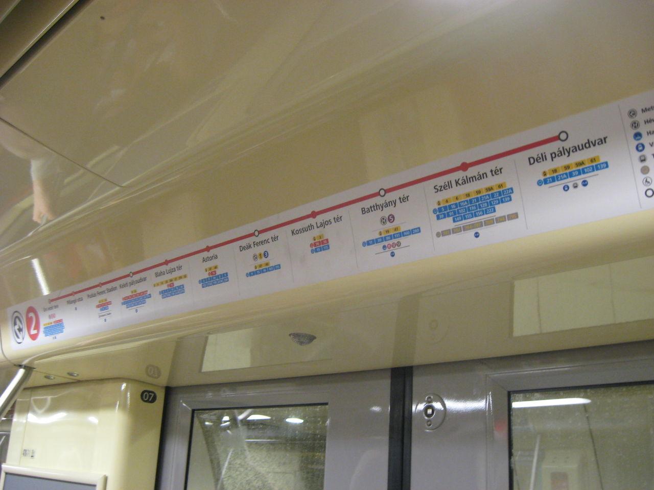 ブダペスト地下鉄の画像 p1_25