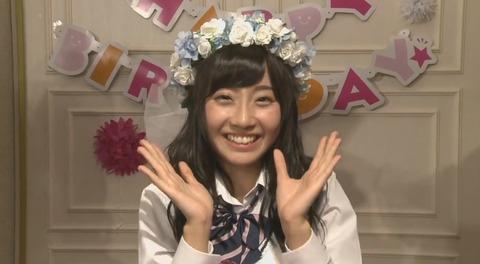 柴田阿弥生誕祭2分半映像