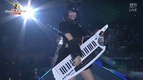 じゃんけん大会2015SKE48入場シーン046