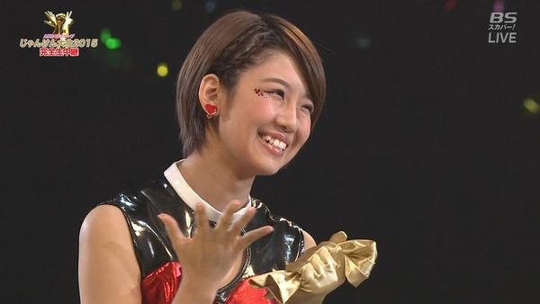 じゃんけん大会2015SKE48入場シーン007