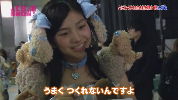 AKB48SHOW紅白潜入レポート08