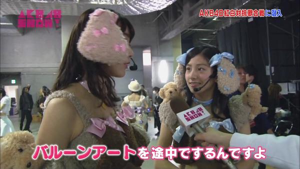 AKB48SHOW紅白潜入レポート06