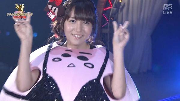 じゃんけん大会2015SKE48入場シーン026