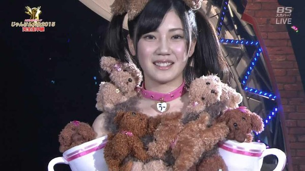 じゃんけん大会2015SKE48入場シーン051