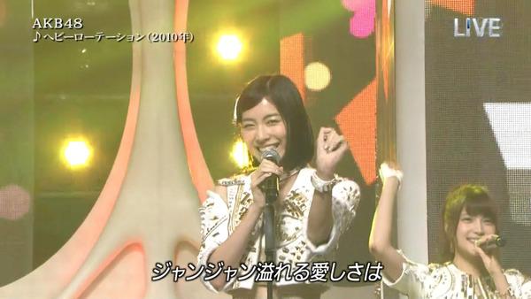 MUSICDAY松井珠理奈松井玲奈014