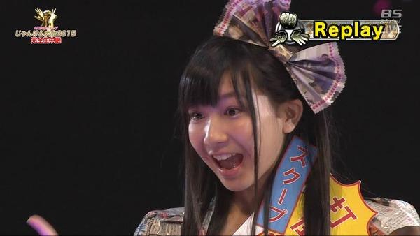 じゃんけん大会2015SKE48入場シーン035