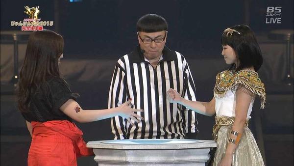 じゃんけん大会2015SKE48入場シーン079