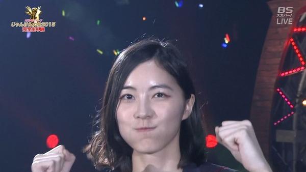 じゃんけん大会2015SKE48入場シーン073