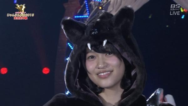 じゃんけん大会2015SKE48入場シーン045